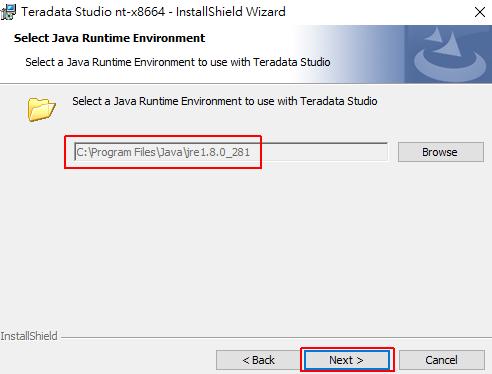 安裝的時候需要 Java 1.8 版本支援